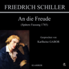 Friedrich Schiller - An die Freude Grafik