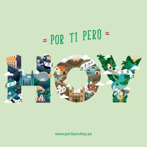 Varios Artistas - Por Ti Perú Hoy - EP