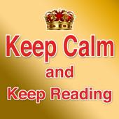 Keep Calm and Keep Reading