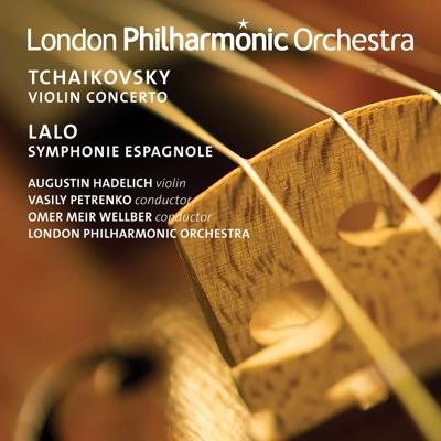 Tchaikovsky: Violin Concerto - Lalo: Symphonie espagnole - London Philharmonic Orchestra