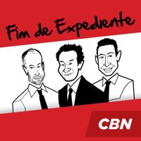 Podcast cover art for Fim de Expediente