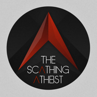 The Scathing Atheist podcast