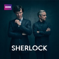 Sherlock, Series 1-4 & The Abominable Bride (iTunes)