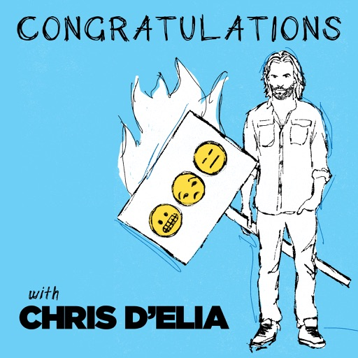 Cover image of Congratulations with Chris D'Elia