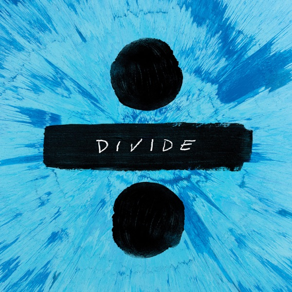 ÷ Ed Sheeran album cover