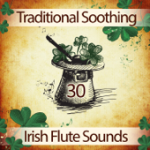 30 Traditional Soothing Irish Flute Sounds: Peaceful Relaxation, Pan Flute Music for Meditation, Zen Wellbeing, New Age Instrumental Music, Yoga Art, Celtic Harp & Lute