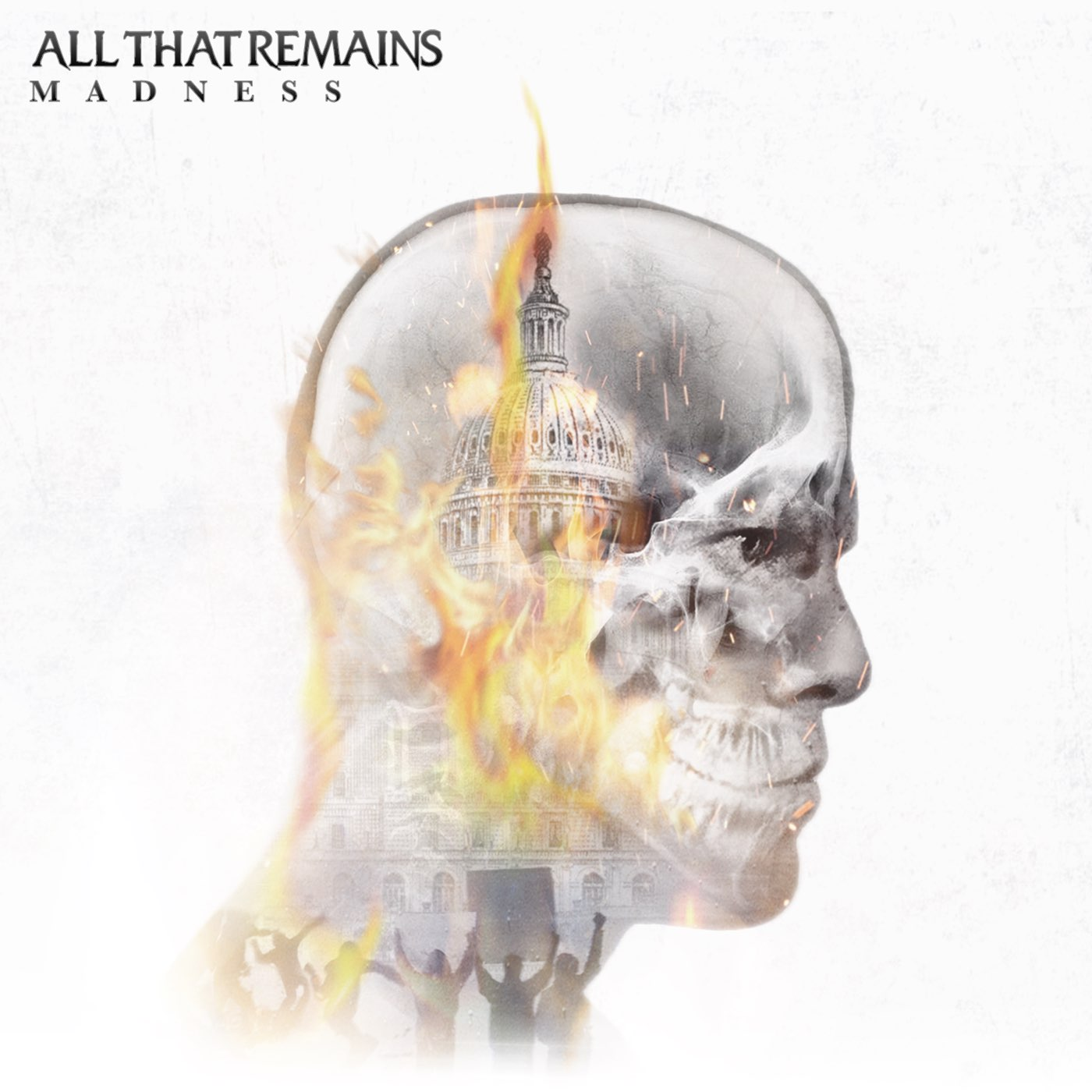 All That Remains - Madness [single] (2017)