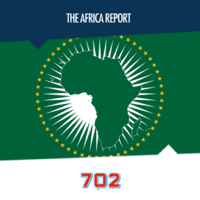 Podcast cover art for The Africa Report