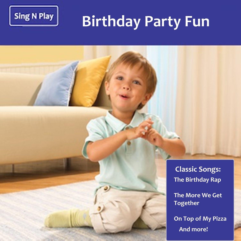 Birthday Party Fun