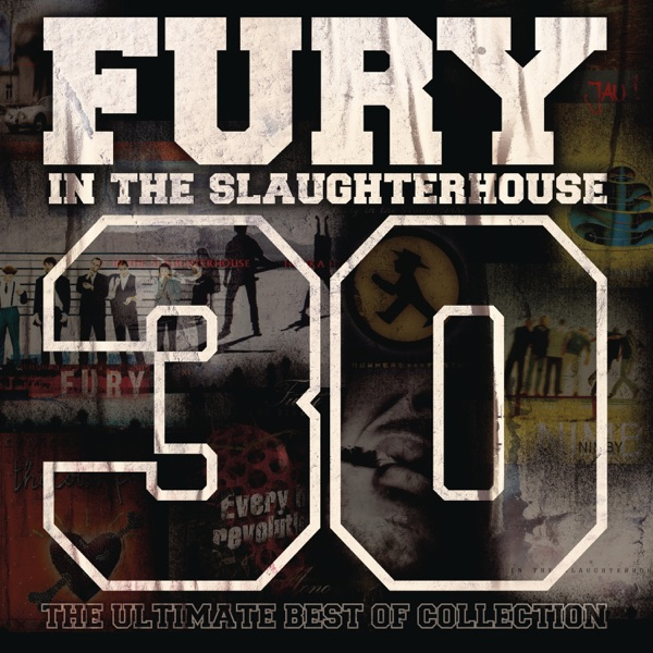 Fury In the Slaughterhouse mit Time to Wonder
