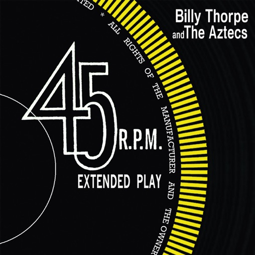 Art for My Girl Josephine by Billy Thorpe & The Aztecs