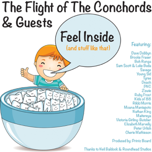 Flight of the Conchords - Feel Inside (And Stuff Like That) [feat. Guests]