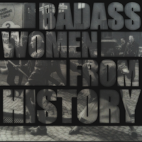Badass Women From History podcast