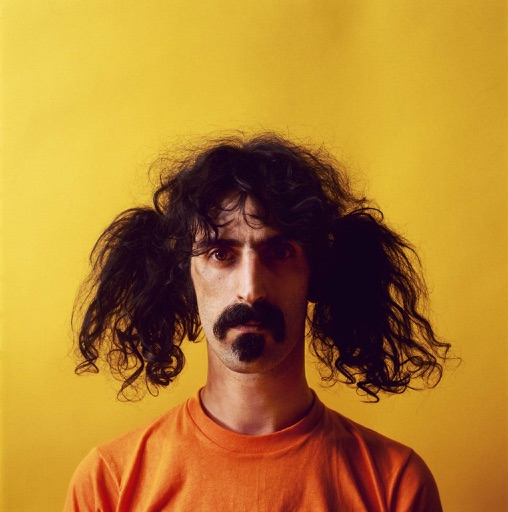 Cover image of ZappaCast - The Official Frank Zappa Podcast