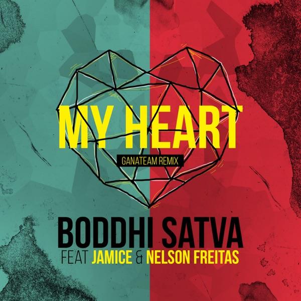 My Heart (feat. Jamice & Nelson Freitas) [Ganastyle Remix] - Single