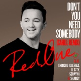 Don't You Need Somebody (feat. Enrique Iglesias, R. City, Serayah & Shaggy) [Cahill Remix] - Single