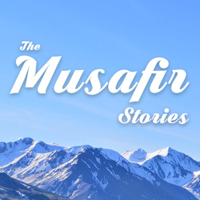 Podcast cover art for The Musafir Stories - India Travel Podcast