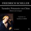 Friedrich Schiller - Turandot, Prinzessin von China Grafik