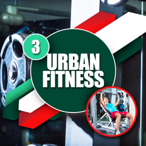 Various Artists - Urban Fitness 3