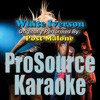 ProSource Karaoke Band - White Iverson (Originally Performed By Post Malone) [Instrumental]