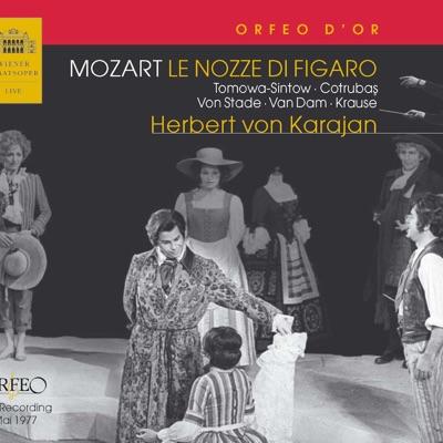 Mozart: Le nozze di Figaro, K. 492 - Frederica Von Stade