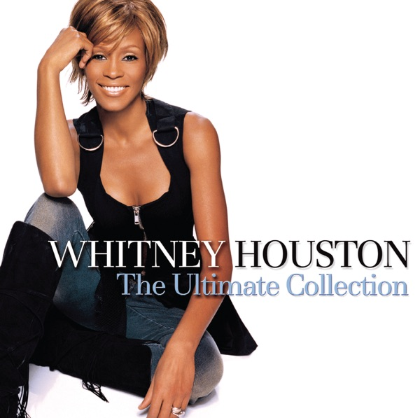Whitney Houston mit Saving All My Love for You
