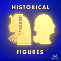Podcast cover art for Historical Figures