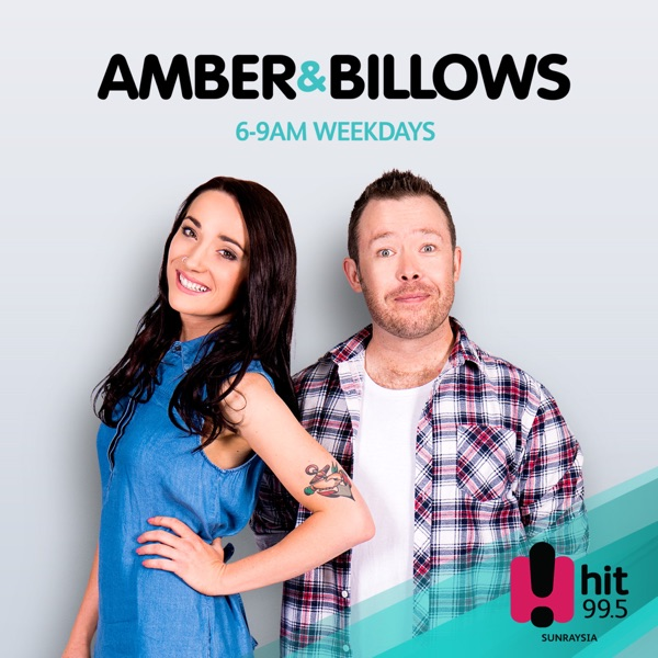 Amber and Billows - hit99.5 Sunraysia