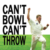Podcast cover art for Can't Bowl Can't Throw Cricket Show