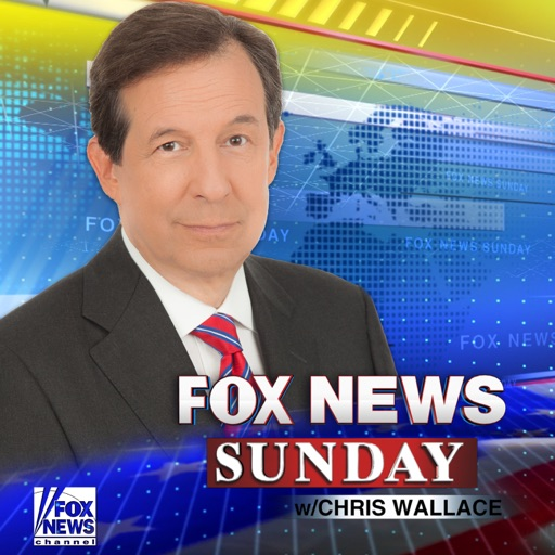 Cover image of FOX News Sunday Audio Podcast
