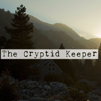 Podcast cover art for The Cryptid Keeper