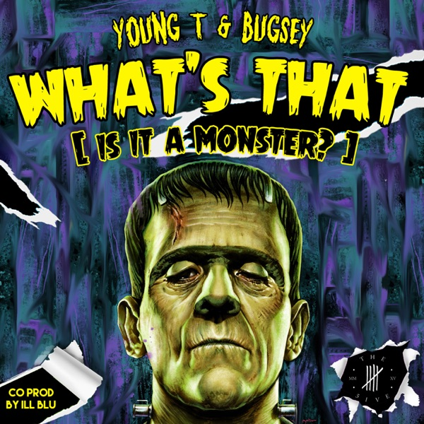 What's That (Is It a Monster?) - Single
