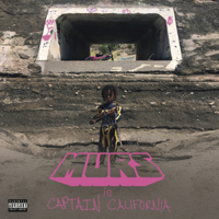 Murs - Captain California artwork