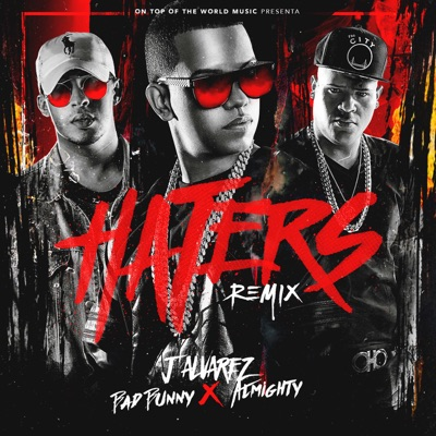 Haters (Remix) [feat. Bad Bunny & Almighty] - Single - J Alvarez