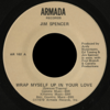 Jim Spencer - Wrap Myself Up in Your Love artwork
