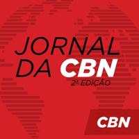 Podcast cover art for Jornal da CBN 2ª Edição