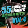 55 Smash Hits! - Running Remixes, Vol. 4 ジャケット写真