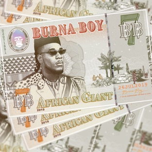 Burna Boy - African Giant m4a Album Download