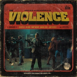 View album The Violence - Single