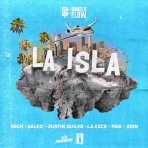 Dímelo Flow, Sech & Dalex - La Isla feat. Justin Quiles, La Exce, Feid & Zion