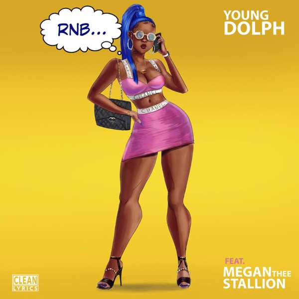 RNB (feat. Megan Thee Stallion) - Single
