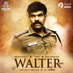S Dharma Prakash - Walter (Original Motion Picture Soundtrack) - EP