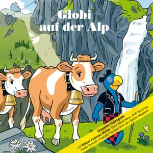 Globi - Globi auf der Alp