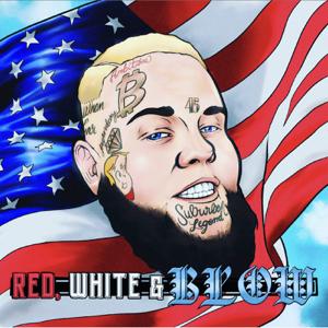 Forgiato Blow - Red White & Blow