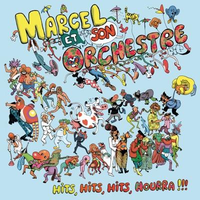 Hits, hits, hits, hourra !!! - Marcel Et Son Orchestre