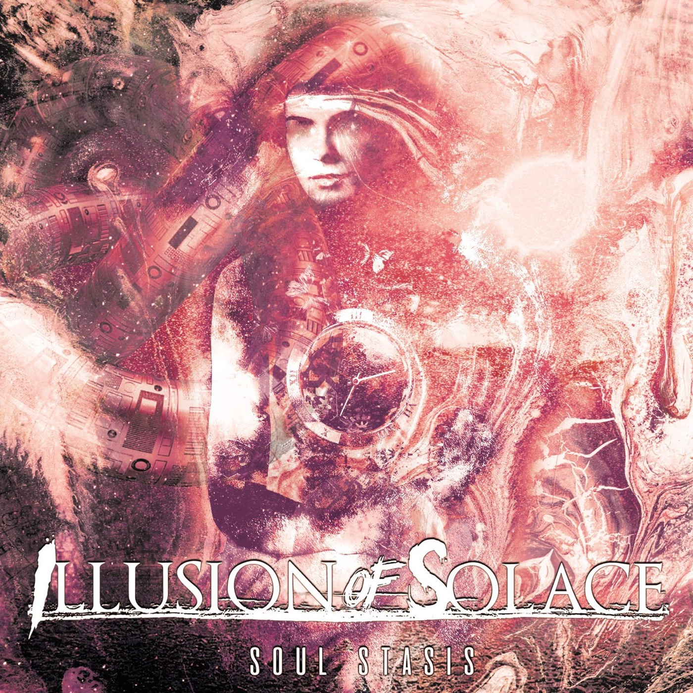 Illusion of Solace - Soul Stasis [EP] (2019)