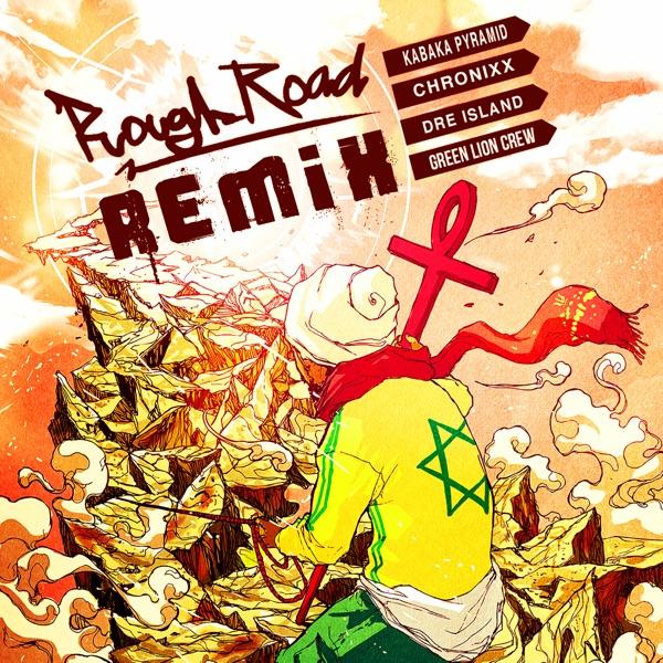 Rasta Road (feat. Kabaka Pyramid, Chronixx & Dre Island) - Single