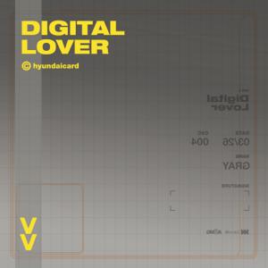 GRAY - Digital Lover (GRAY Version)