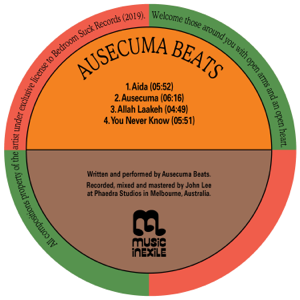 Ausecuma Beats - Ausecuma Beats - EP