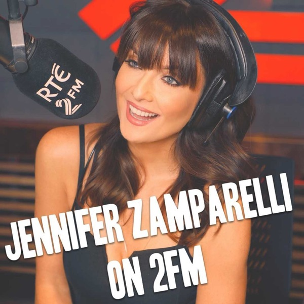 Jennifer Zamparelli on 2FM